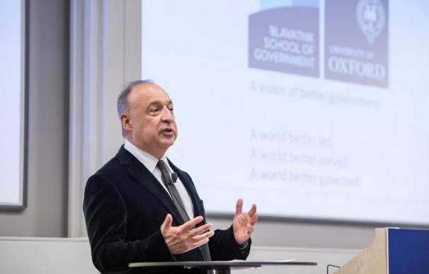 Blavatnik donó más de 100 millones a la Universidad de Oxford, entre otros actos de filantropía