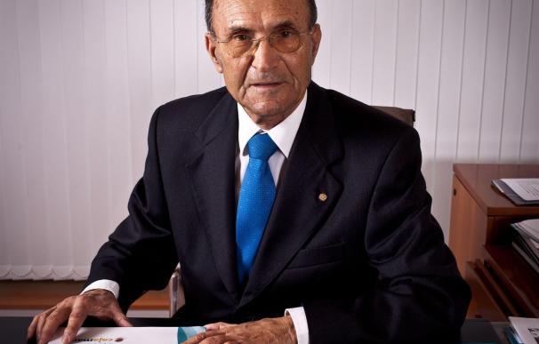 Del Águila nació el 15 de junio de 1930 en el seno de una familia asentada en la Vega de Almería (Foto: Cajamar)