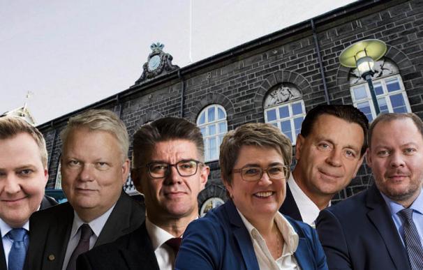 Los seis diputados implicados en un montaje del diario DV