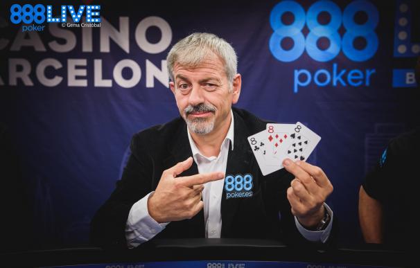 El presentador Carlos Sobera, imagen de una casa de apuestas