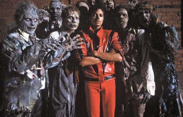 'Thriller' se llegó a proyectar en el Teatro Westwood
