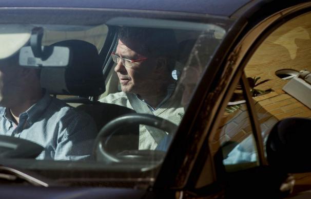 El exconsejero de Presidencia de la Comunidad de Madrid Francisco Granados, uno de los detenidos en la Operación Púnica