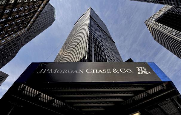 JP Morgan, uno de los bancos más grandes del mundo. (EFE)