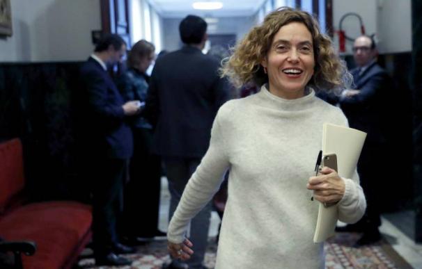 La ministra de Función Pública, Meritxell Batet / EFE