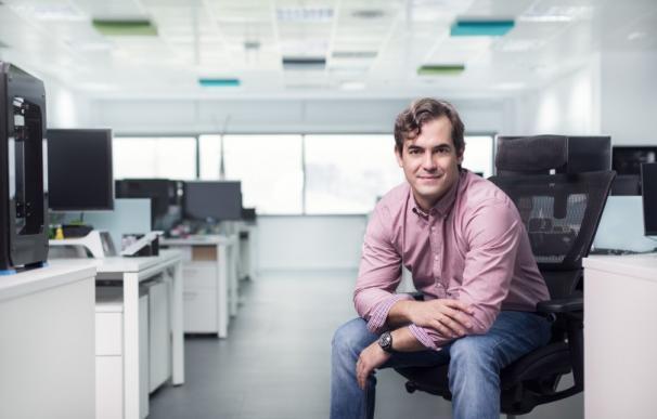 Rodrigo del Prado es el fundador y director general adjunto del fabricante español