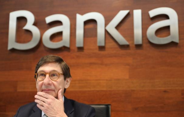 José Ignacio Goirigolzarri presenta el Plan Estratégico 2018-2020 de Bankia