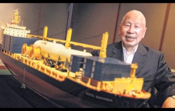 Chang Yun Chung es el multimillonario más viejo del mundo.