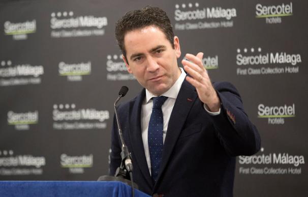 García Egea no descarta un pacto con Vox en Andalucía.