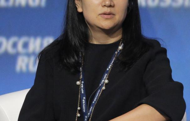 Wanzhou Meng fue arrestada por las autoridades canadienses para ser extraditada a EEUU