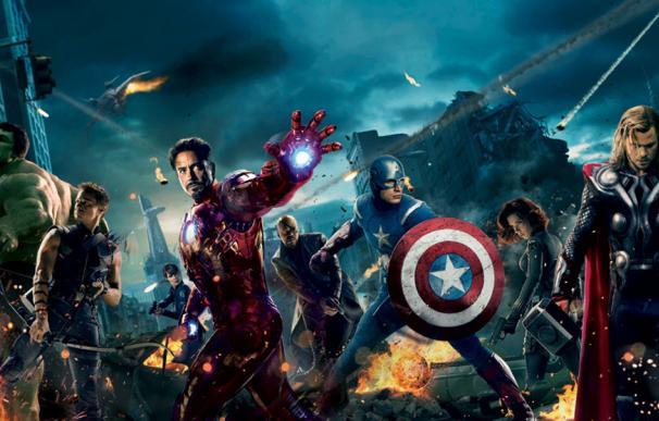 Hollywood firma el mejor arranque de año de la historia gracias a 'Los Vengadores', el mayor estreno de todos los tiempos