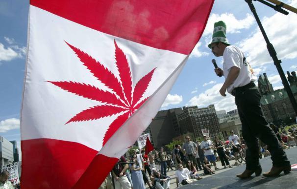Canadá marihuana