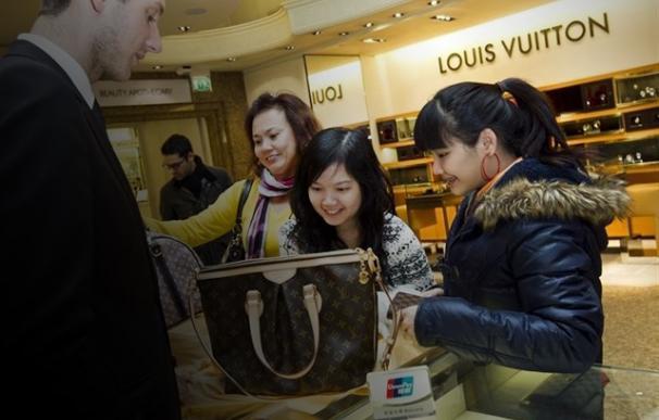 Fotografía chinos compras
