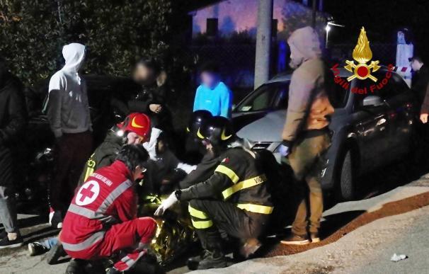 Seis muertos por la estampida en un concierto en Italia