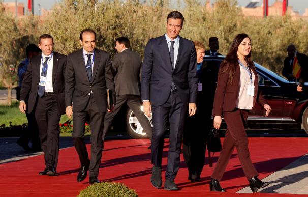 Sánchez ha hecho este anuncio en su intervención en la cumbre sobre la migración organizada por Naciones Unidas en Marrakech.
