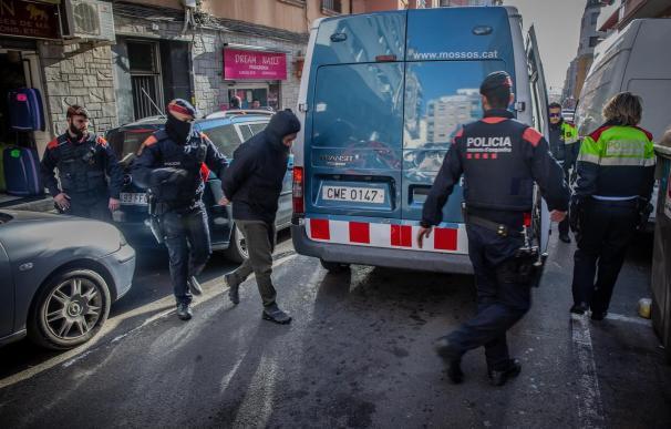 Los Mossos han desplegado un nuevo operativo contra el narcotráfico