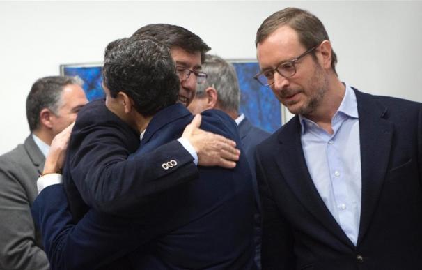 Marín y Moreno se emplazan al día 17 para cerrar un acuerdo.