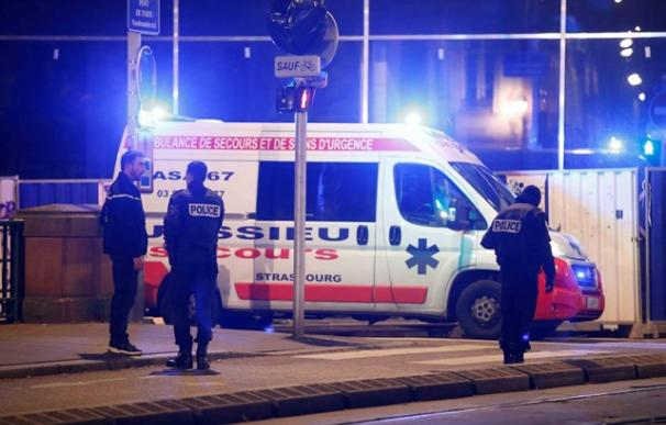 Un tiroteo en Estrasburgo ha sembrado el pánico.