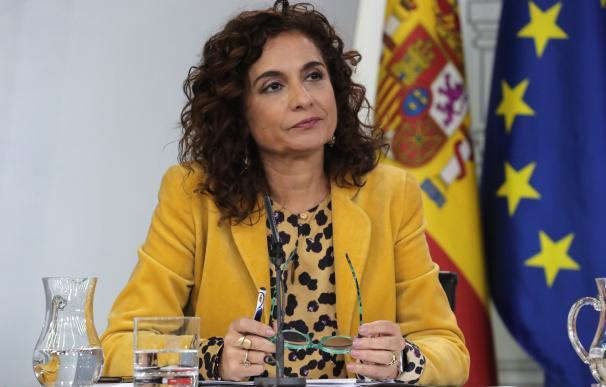 Fotografía María Jesús Montero