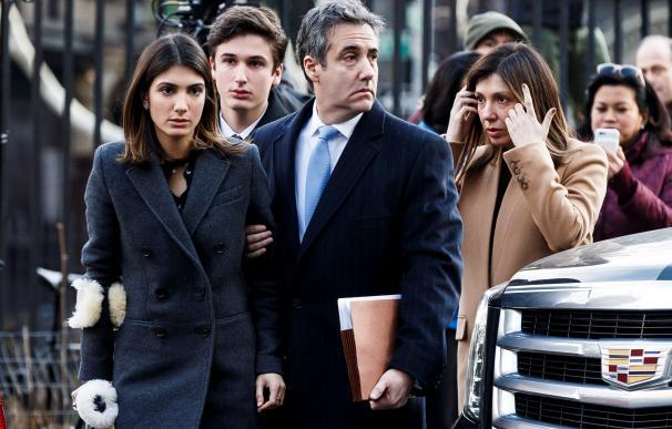 Cohen ha sido condenado a 3 años de prisión.