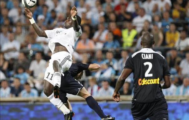 El Burdeos saca un empate en Marsella y sigue líder, ahora igualado con PSG y Lyon
