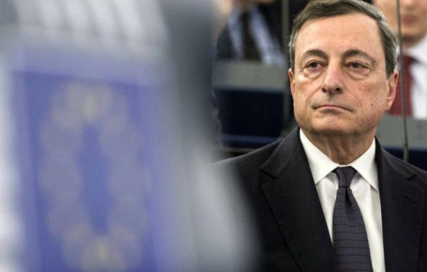 El presidente del Banco Central Europeo (BCE) Mario Draghi