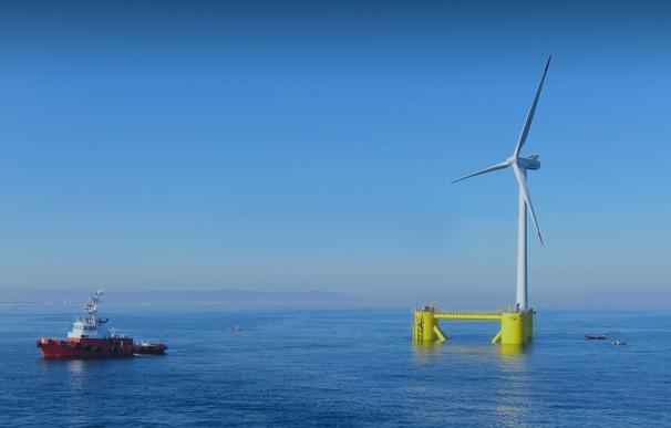 Windplus está actualmente controlada por EDPR y Repsol