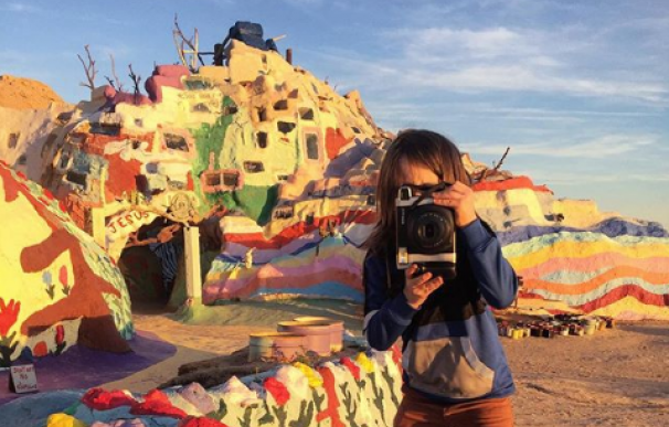 El fotógrafo de 8 años que triunfa en Instagram y ya trabaja para National Geographic