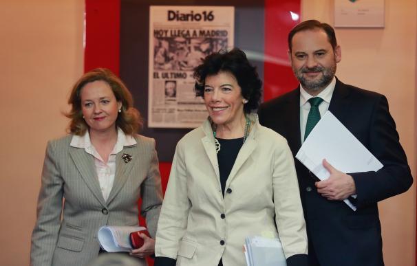 Isabel Celáa anunció la nueva ley de educación que derogará la LOMCE.