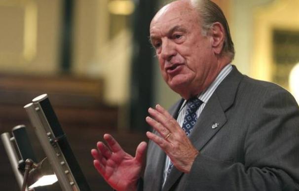 Muere el exdiputado de Coalición Canaria Luis Mardones (EFE)