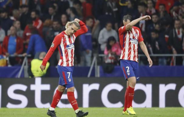 Fotografía del Atlético de Madrid