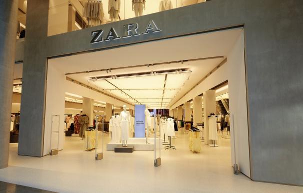 Exterior de una tienda de Zara en Londres