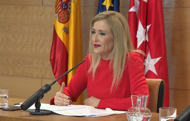 Cristina Cifuentes podría ir a prisión.