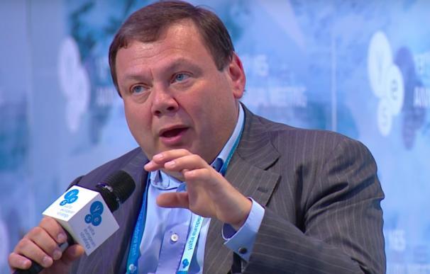El magnate ruso Mikhail Fridman