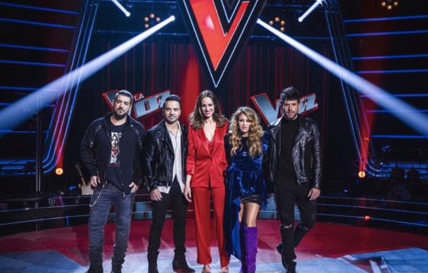 La Voz, Antena 3