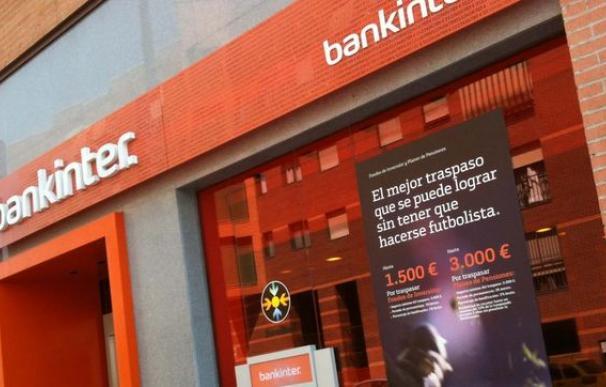 Foto sucursal Bankinter / EP