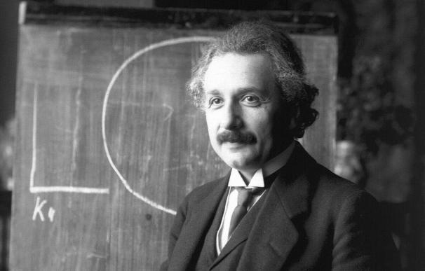 Albert Einstein en una de sus más icónicas fotografías. / Pixabay