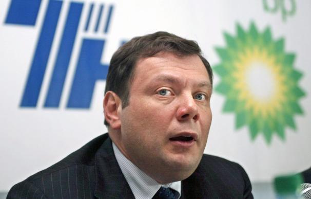 El inversor ruso Mikhail Fridman.