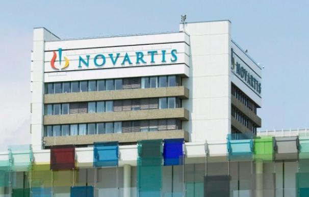 Sede de la farmacéutica Novartis