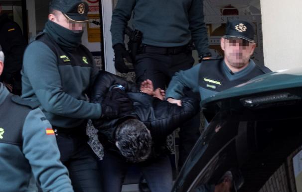 Detención Montoya