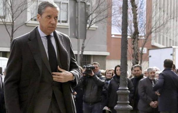 El expresidente de la Generalitat Valenciana, Eduardo Zaplana. / EFE