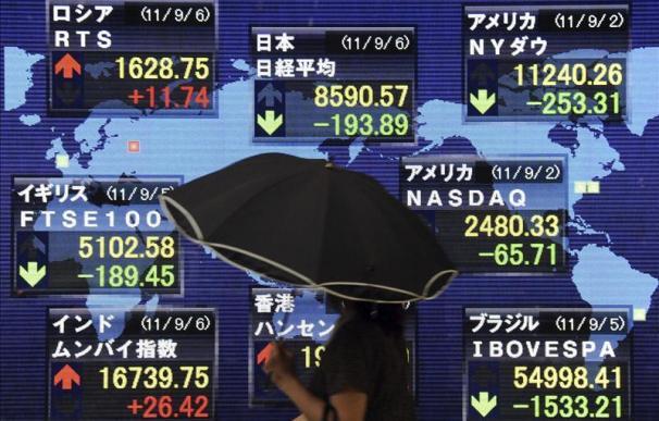 El yen da un respiro al Nikkei
