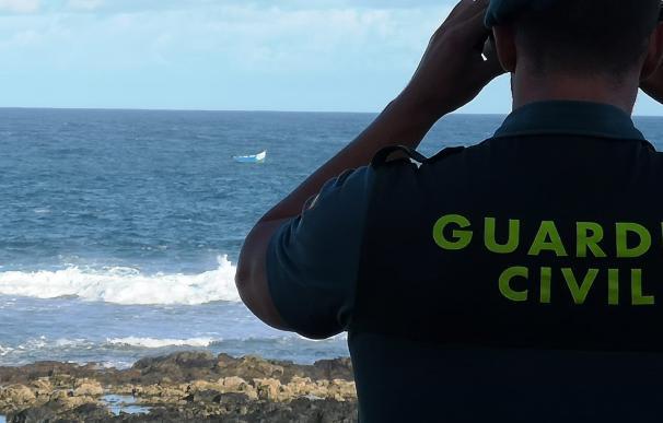 Vigilancia marítima de la Guardia Civil