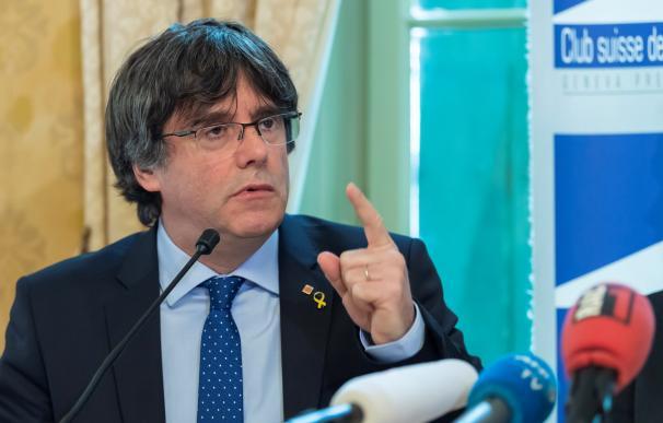Puigdemont se pregunta quién manda en el PSOE.