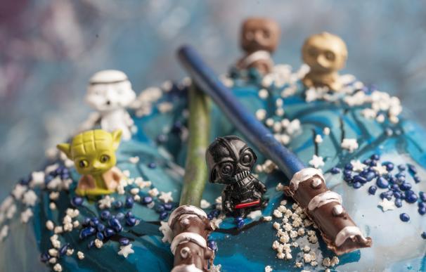Un roscón de Reyes diferente puede tener a Star Wars como leimotiv.