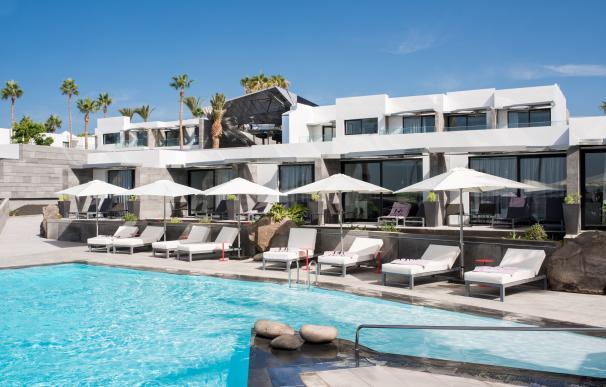 Hotel La Isla y El Mar de Lanzarote.