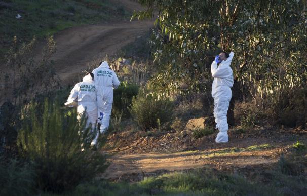 El juez ordena el levantamiento del cadáver de Laura Luelmo tras la identificaci