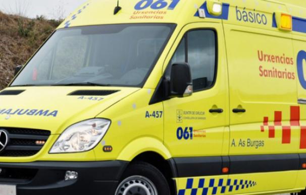 Ambulancia del Sergas