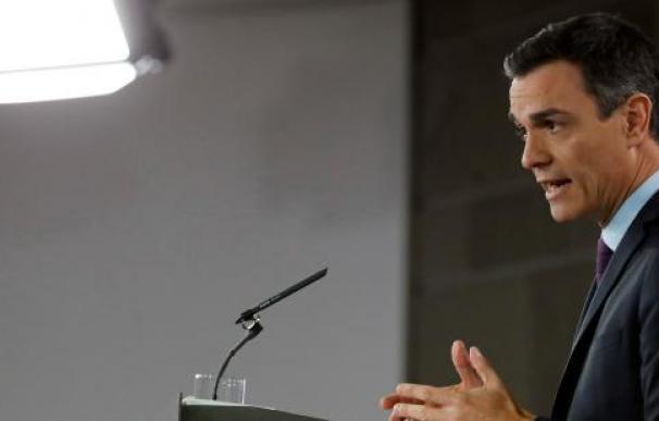Pedro Sánchez en Consejo de Ministros / Moncloa