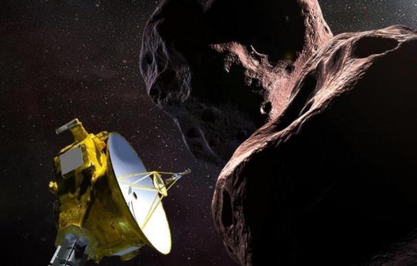 La nave New Horizons ha sobrevolado Ultima Thule