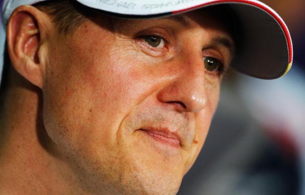 La fórmula 1 espera con esperanza el despertar de Michael Schumacher